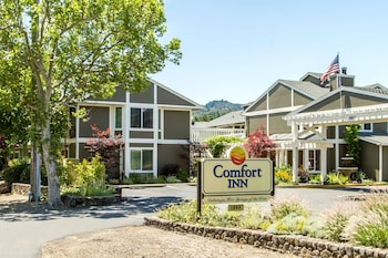 Picture of Comfort Inn Hot Springs of the West in Calistoga