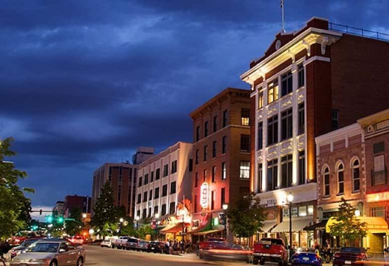 The Antlers, A Wyndham Hotel, Colorado Springs, Tuba, 1 ülilai voodi, erivajadustele kohandatud, suitsetamine keelatud (Downtown View), Linnavaade