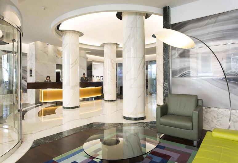 貝斯特韋斯特普拉斯環球酒店, 羅馬