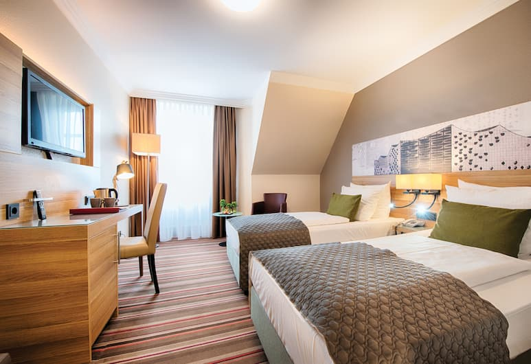 Leonardo Hotel Hamburg Stillhorn, Hamburg, Rom – comfort, Gjesterom