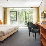 Comfort-Doppelzimmer - Blick auf den Garten