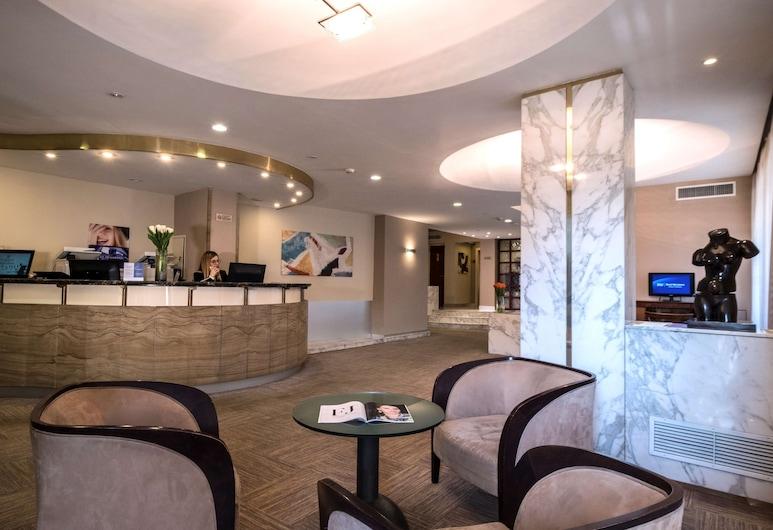 Best Western Hotel Piccadilly, Róma, Lobby