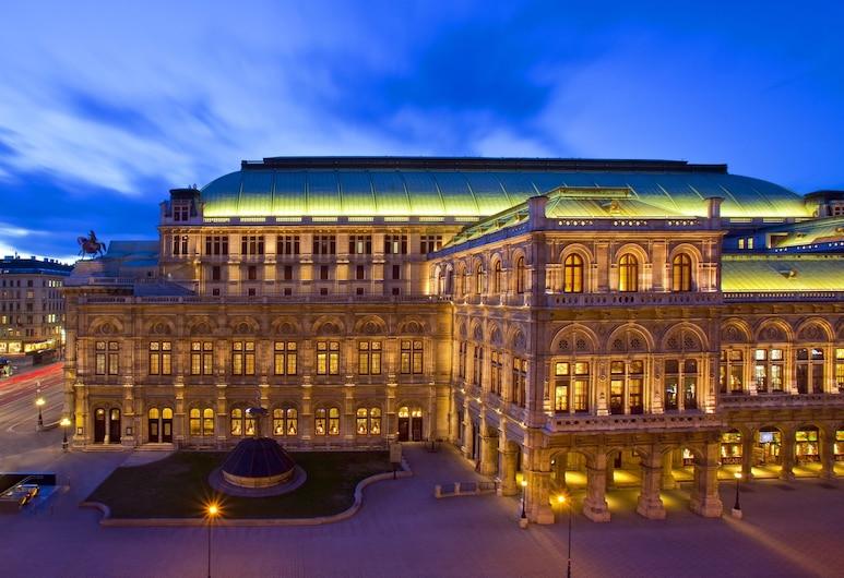 Hotel Bristol, a Luxury Collection Hotel, Vienna, Viena, Vista do hotel