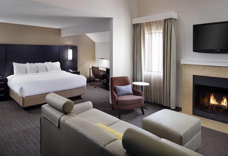 Residence Inn By Marriott Atlanta Buckhead, Atlanta, Loft, 2 habitaciones, Habitación