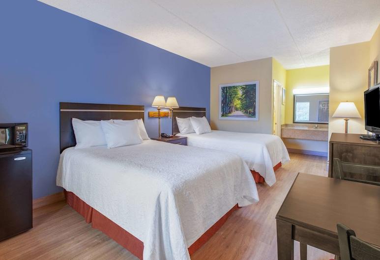Days Inn by Wyndham Grantville Hershey North, Grantville, Soba, 2 queen size kreveta, za pušače, Soba za goste
