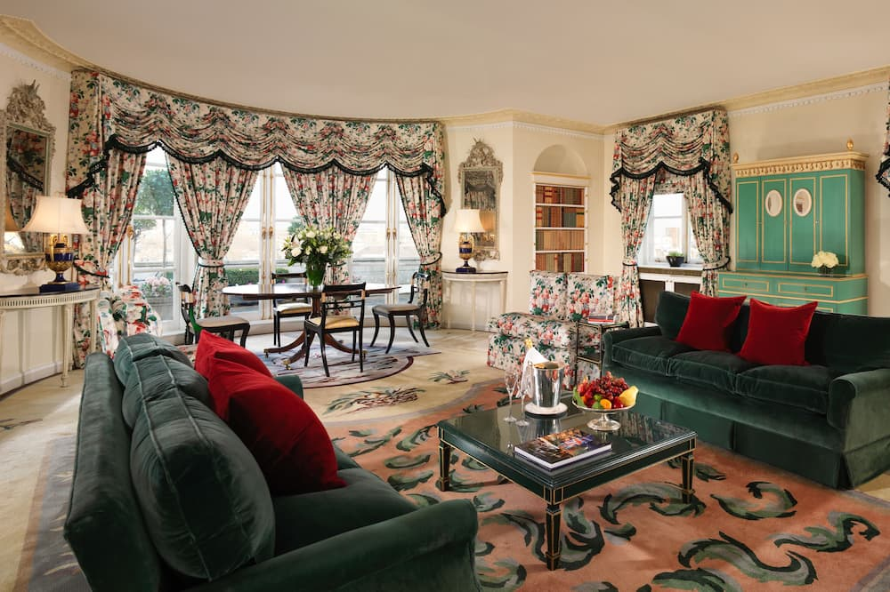 Suite (The Oliver Messel) - Living Area