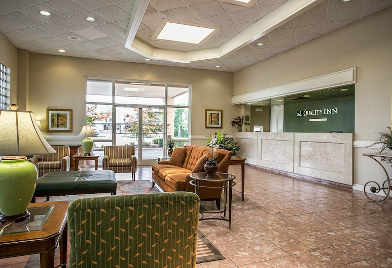 Quality Inn Sumter, Sumter, Reģistratūra