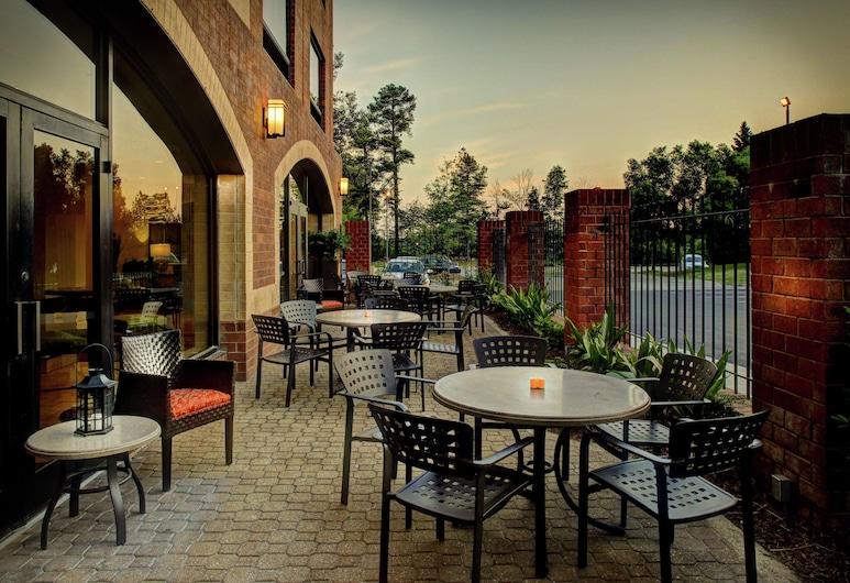 Hilton Garden Inn Raleigh-Durham/Research Triangle Park, דורהם, מרפסת/פטיו