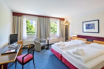 Viyana bölgesindeki Austria Trend Hotel Lassalle resmi
