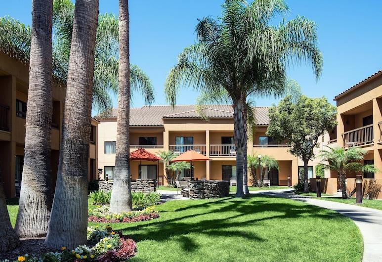 Courtyard by Marriott Anaheim Buena Park, בואנה פארק, חצר