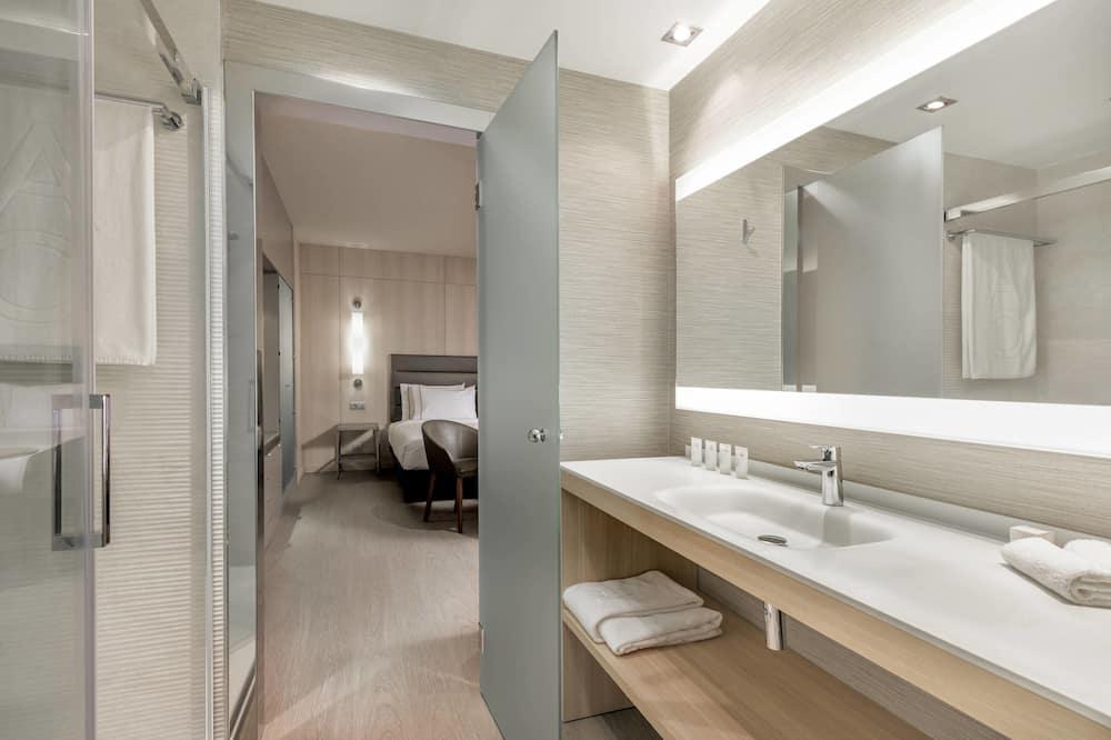 Suite, 1 cama King size, para no fumadores - Baño
