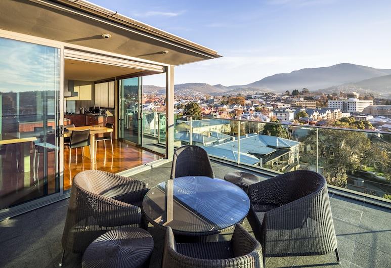 霍巴特林娜酒店, 巴特利岬, 頂層客房, 2 間臥室, 海港景, 客房