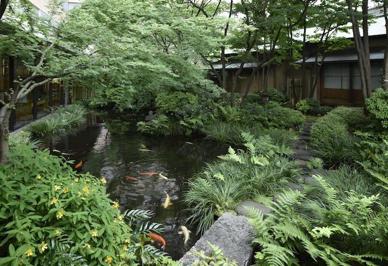 Royal Park Hotel Tokyo Nihonbashi, Tokyo, Taman