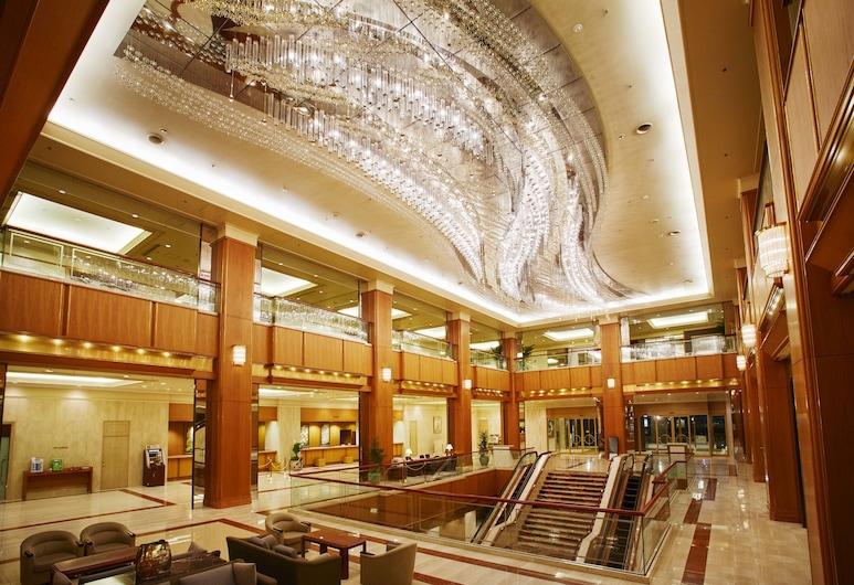 ロイヤルパークホテル, 中央区, ロビー