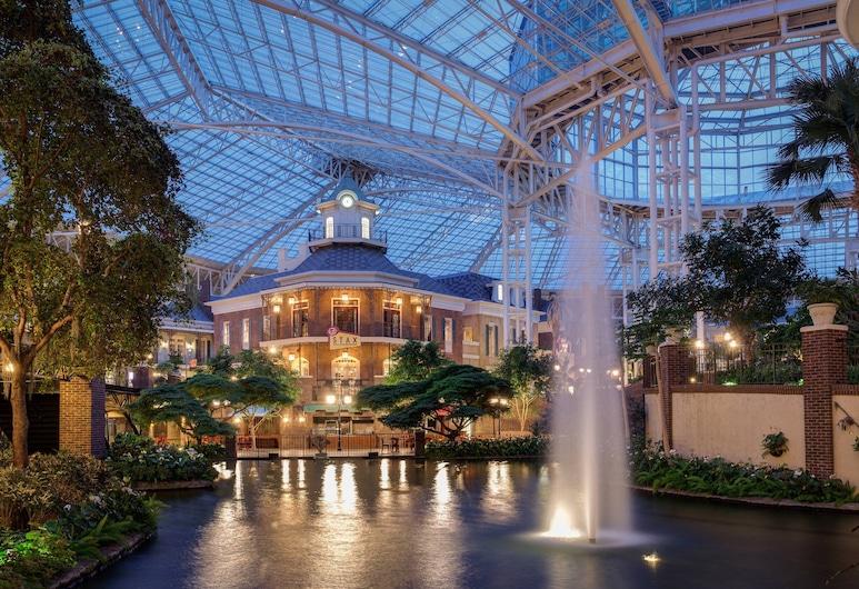 Gaylord Opryland Resort & Convention Center, Нэшвилл, Вестибюль