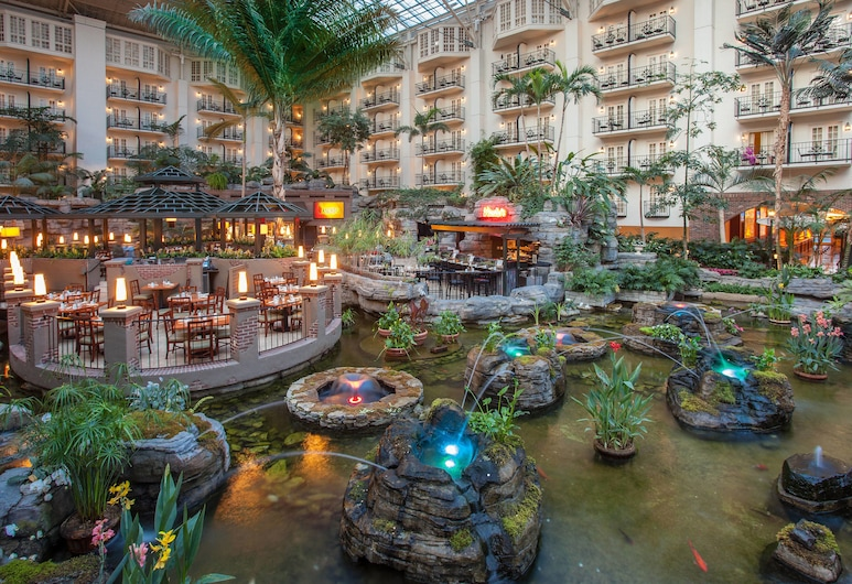 Gaylord Opryland Resort & Convention Center, Nashville, Room, 1 King Bed, View (Exterior View), Guest Room