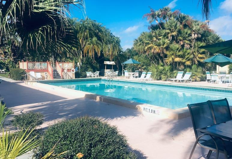 Golden Host Resort, Sarasota, Außenpool