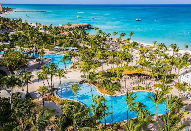 Hilton Aruba Caribbean Resort and Casino, Norda, Baseins