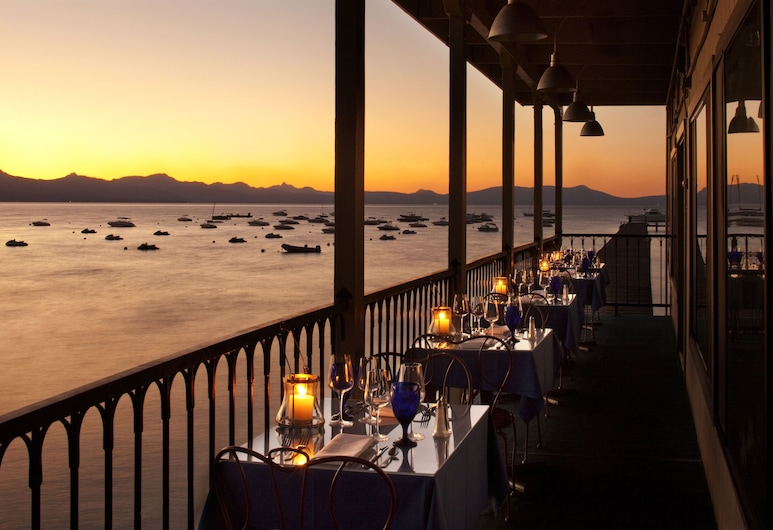 Beach Retreat & Lodge at Tahoe, South Lake Tahoe, Outdoor Dining