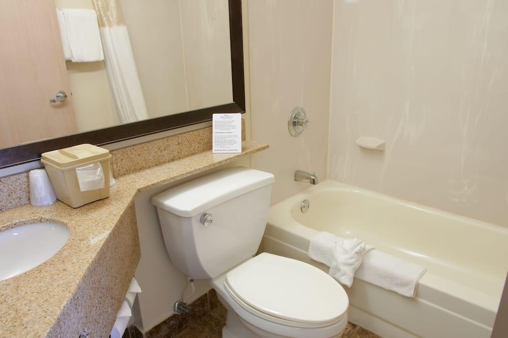 Double Room, 2 Katil Kelamin (Double) - Bilik mandi