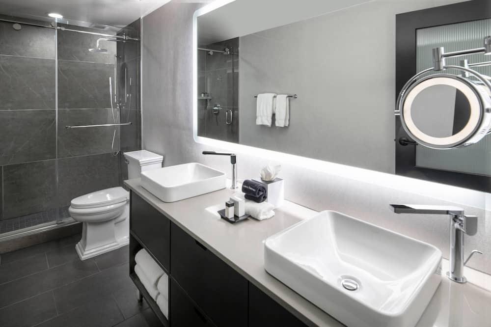 Sviitti, 1 makuuhuone, Tupakointi kielletty - Kylpyhuone