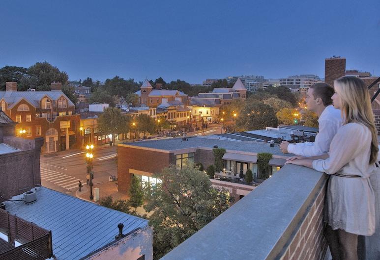 Georgetown Suites Courtyard, Washington, Utsikt fra overnattingsstedet