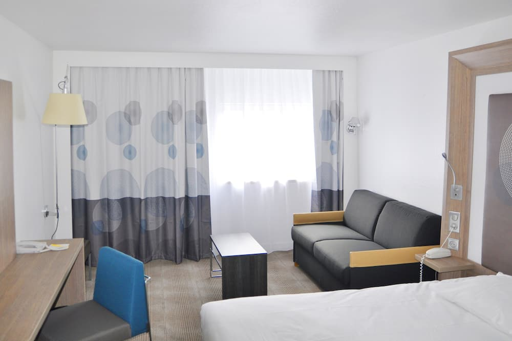 Pokój dwuosobowy typu Superior, Łóżko podwójne i sofa - Powierzchnia mieszkalna