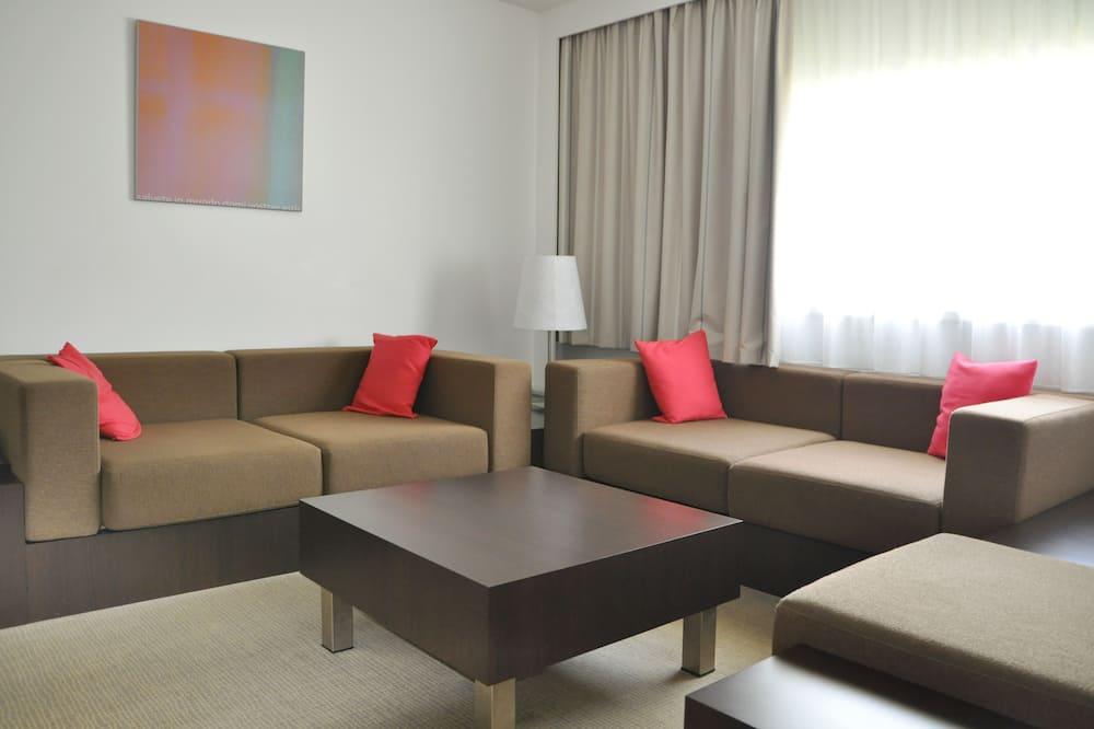 Apartament typu Suite, Łóżko king - Powierzchnia mieszkalna