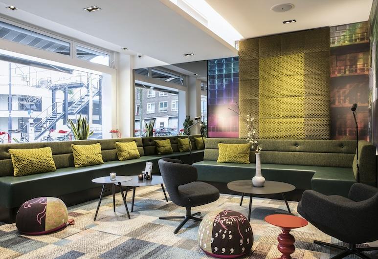 Savoy Hotel Rotterdam, Rotterdam, Lobi Dinlenme Salonu