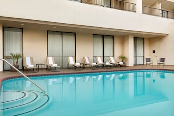 Fresno bölgesindeki Radisson Hotel Fresno Conference Center resmi