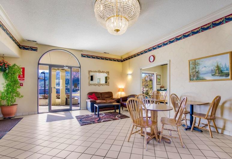 Econo Lodge, Corbin, Lobby