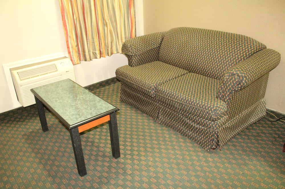 Suite, 1 King Bed, Non Smoking (2nd floor) - Living Area