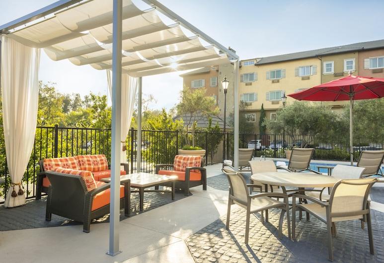 Ayres Hotel Costa Mesa/Newport Beach, Kosta Mesa, Lauko baseinas