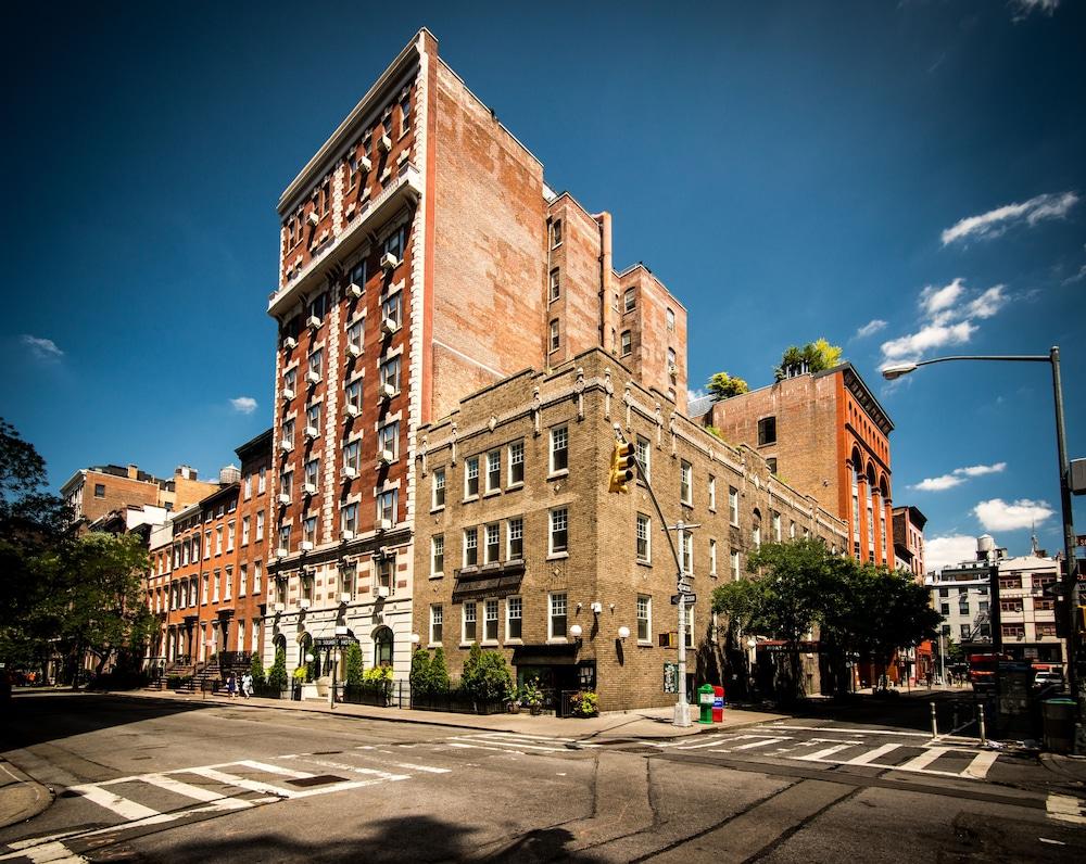 Washington Square Hotel, New York
