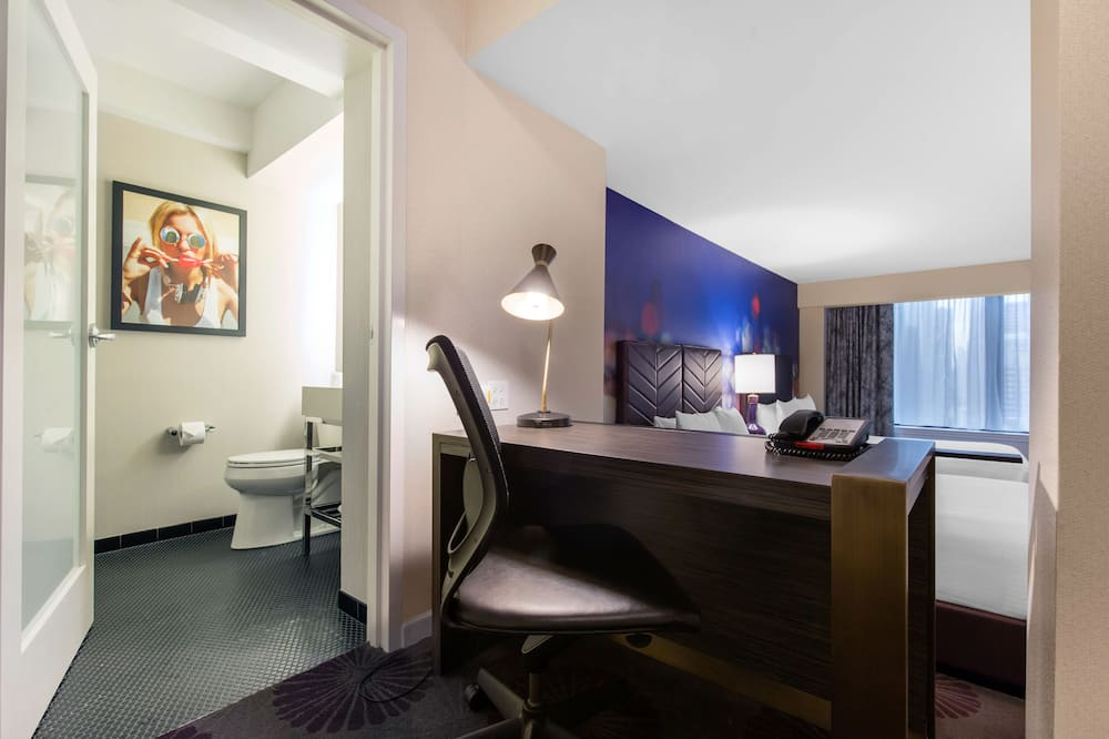 Deluxe soba, 2 queen size kreveta (Plaza) - Dnevni boravak