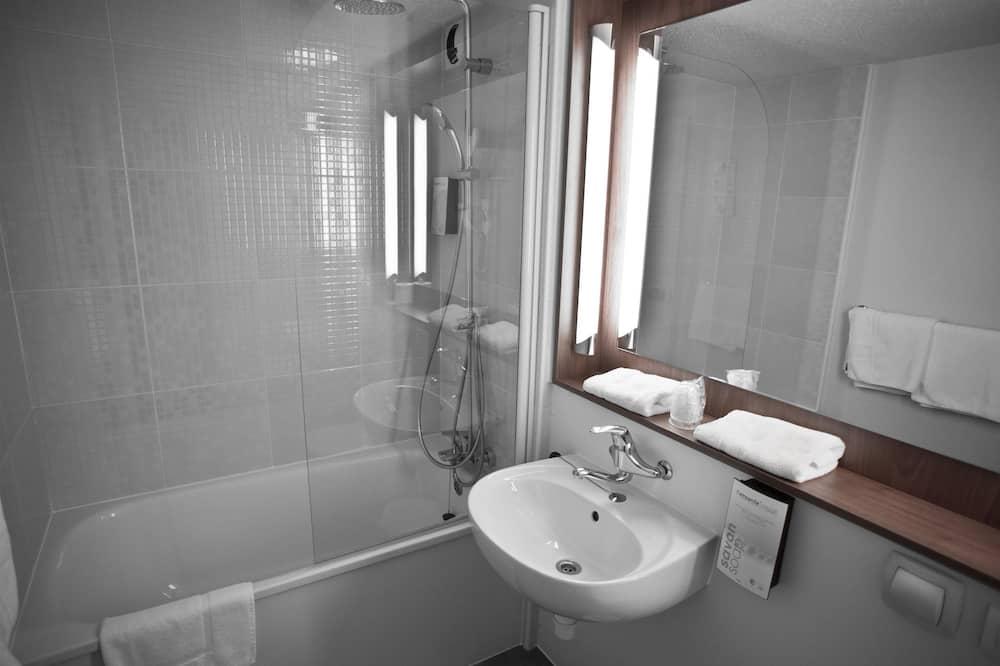 Next Generation, Double Room, 1 Double Bed - Bathroom