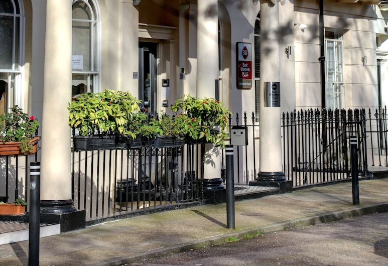 Best Western Plus Delmere Hotel, London, Hotel Front