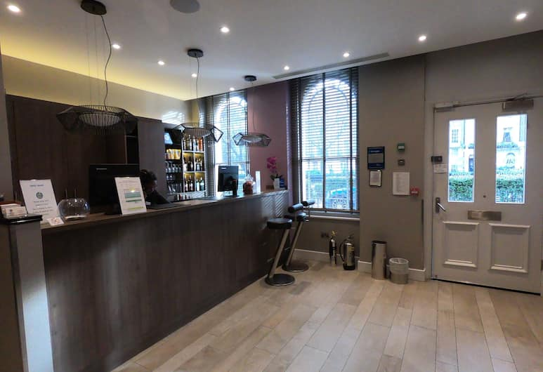 Best Western Plus Delmere Hotel, London, Reception