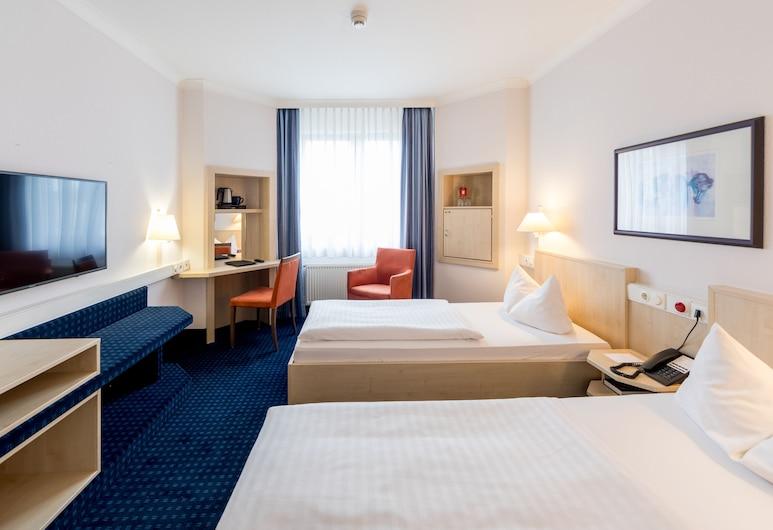 IntercityHotel Magdeburg, Magdeburg, Pokój z 2 pojedynczymi łóżkami, standardowy (Incl Public Transportation), Pokój