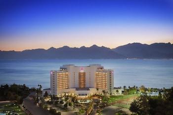 Antalya bölgesindeki Akra Hotel resmi