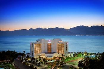 Mynd af Akra Hotel í Antalya
