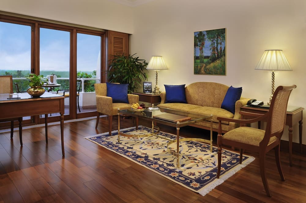 Suite ejecutiva, balcón - Sala de estar