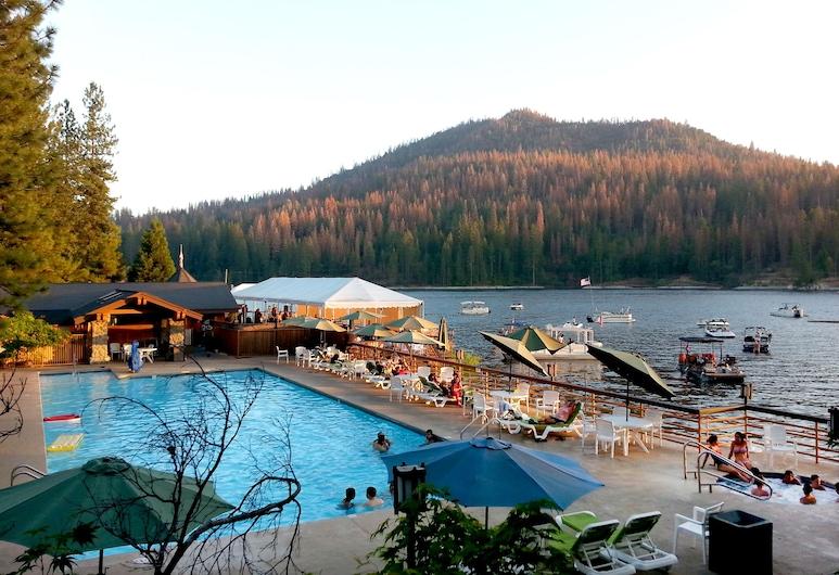 The Pines Resort, Bass Lake, Pool