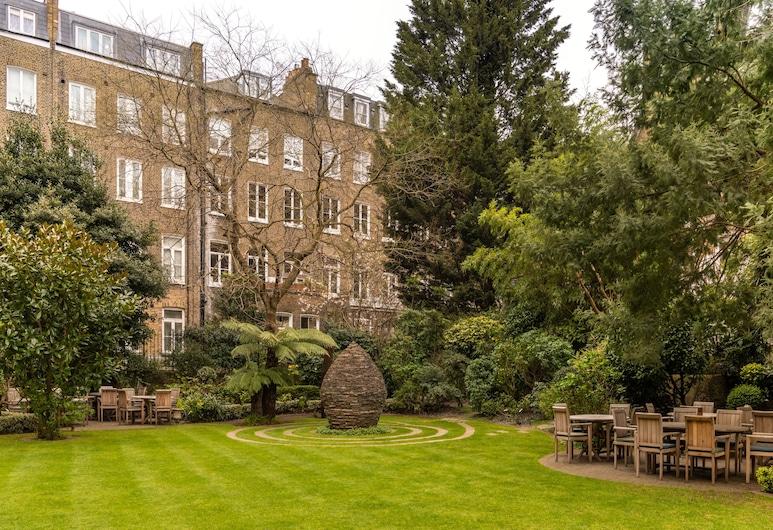 雙 K 喬治肯辛頓酒店, 倫敦, 花園
