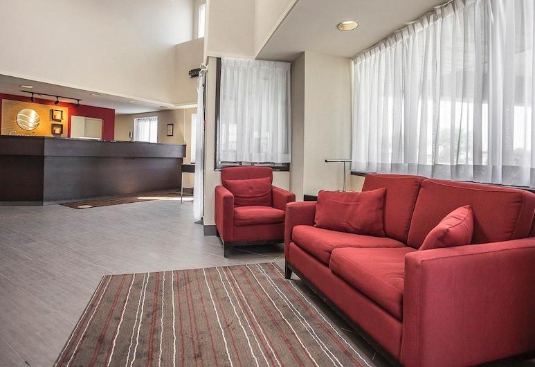 Comfort Inn Gatineau, Gatineau, Lobby
