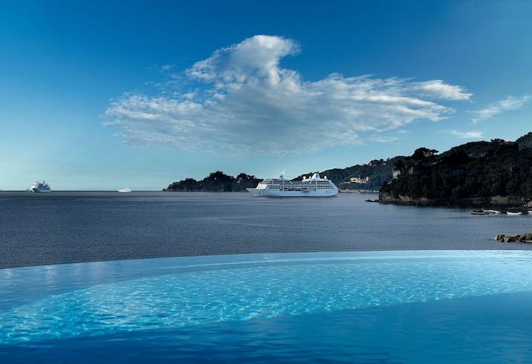 Excelsior Palace Hotel, Rapallo, Açık Yüzme Havuzu