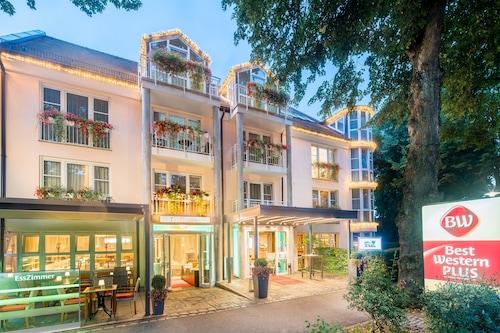 埃爾丁公園貝斯特韋斯特優質飯店/