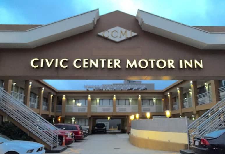 Civic Center Motor Inn, San Francisco