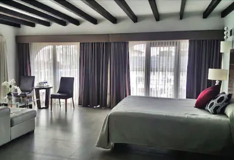 Hotel Casa del Sol, Ensenada, Juniorsvit - 1 kingsize-säng - icke-rökare, Gästrum