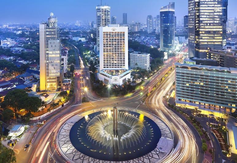 Mandarin Oriental Jakarta, Jakarta, Hotel Front